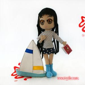 Plush Cartoon Doll pictures & photos