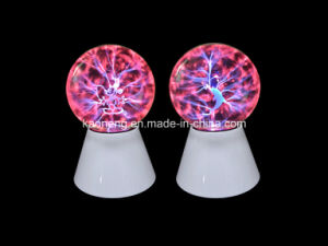 "5"" Sound Magic Lamp Plasma Ball pictures & photos"