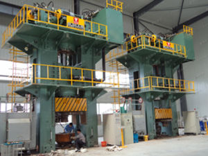 Hydraulic Forging Machine (TT-LM4500T) pictures & photos