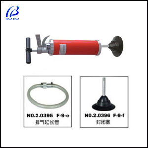 Air Drain Plumger Cleaner Toilet Sewer Unclog Pneumatic Pressure Pump Pipe pictures & photos