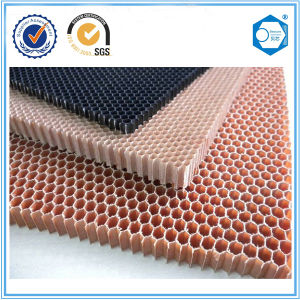 Aramid Honeycomb Core for Airplane Industry pictures & photos