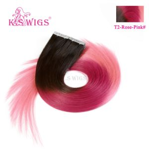 Good Quality Tape in Remy Human Hair Extension pictures & photos