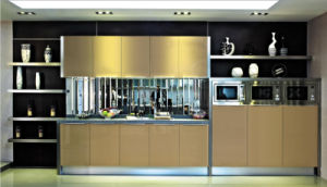 New Acrylic MDF Modern Kitchen Cabinet (BR-AC002) pictures & photos