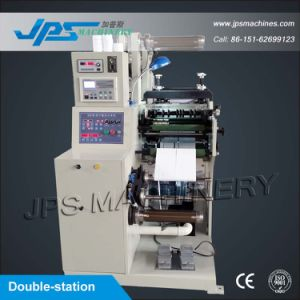 Automatic Two-Station Die-Cutter Machine with Slitting Function pictures & photos