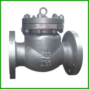 API Flange Swing Check Valve-H44h Check Valve pictures & photos