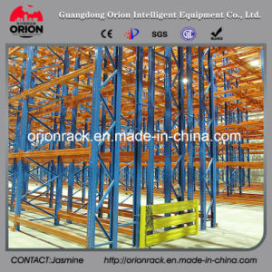 Multi-Layer Storage Double Deep Pallet Racking pictures & photos