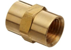 "1/4"" X 1/4""Brass Pipe Fitting"