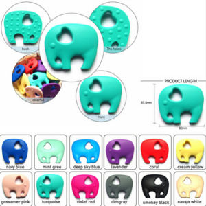 Custom-Made Silicone Teether for Baby/Infant/Kids pictures & photos