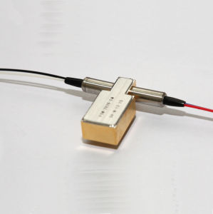 Mechanical Fiber Optic Switch (2x2)