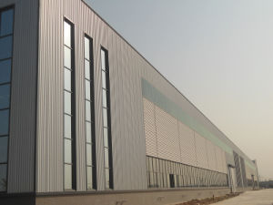 China Prefabricated Light Steel Structure Workshop (KXD-SSW96) pictures & photos