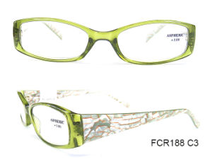 Top Selling Acetate Temple Reading Glasses Blisters Suppliers pictures & photos