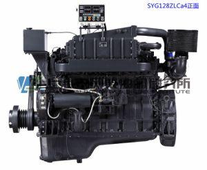 147kw Shanghai Dongfeng, Marine Diesel Engine/ G128zld Diesel Engine pictures & photos