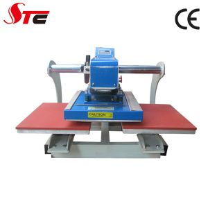 CE Approved Double Station Heat Press Transfer Machine pictures & photos