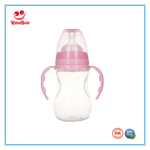 300ml Food Grade Hard PP Feeding Bottle for Baby pictures & photos