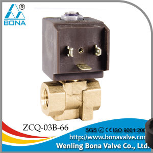 CEME Solenoid Valve for Steam Boiler (ZCQ-03B-66) pictures & photos