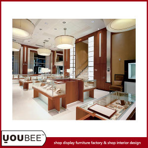 Factory Supply Jewelry Display Showcases, Jewelry Display Cabinet pictures & photos