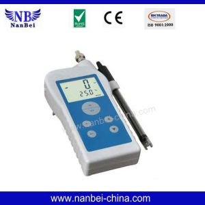 Portable pH Meter for Milk Water Analysis pictures & photos