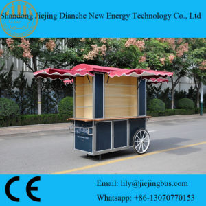 Chinese Mobile Food Cart Business pictures & photos