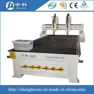 Independent 2 Heads CNC Router Machine pictures & photos