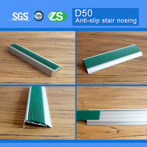 SGS Certification Durable Skirting Line Step-Aluminum Alloy pictures & photos