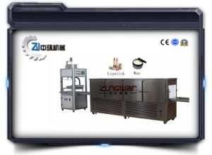 Lipstick Cosmetic 12-Nozzle Filling Machine (ZH-C) pictures & photos