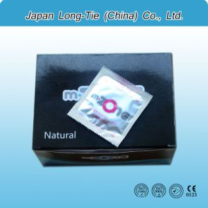 Extra Big Dotted Latex Condom with Private Logo pictures & photos