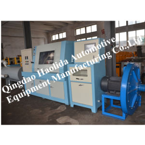 Turbocharger Test Machine, Test Speed, Air Flow, Boost Pressure pictures & photos