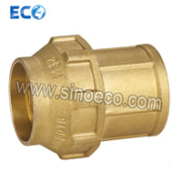 Brass Female Connector Pipe Fittings for PE Pipe Fitting pictures & photos
