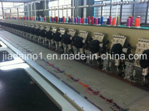36 Head Single Sequin and Coiling Embroidery Machine pictures & photos