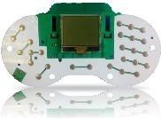 Membrane Circuit Layer Foil for Gamepad