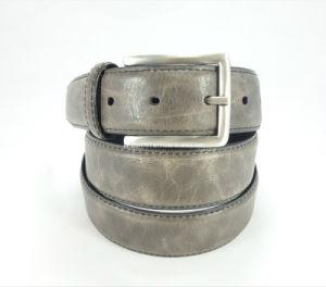 Handsome Man Jean′s Belt of Top Grain Leather (EU6024-33)