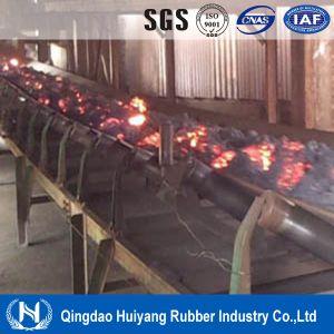 Metallurgy Heat Resistant Rubber Conveyor Belt pictures & photos