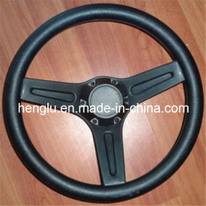 PP Injected Material Marine Steering Wheel Part pictures & photos