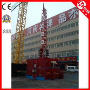 Sc200 2 Ton Construction Hoisting Elevator pictures & photos