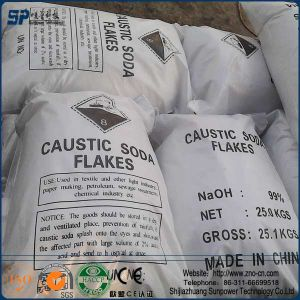 Favorites Compare Caustic Soda 98% 99%, Sodium Hydroxide pictures & photos
