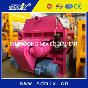 Twin Shaft Concrete Mixer (series CM) From China for Sale pictures & photos