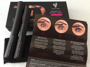 Younique Good Quality 3D Fiber Lashes Mascara 2PCS/Box pictures & photos