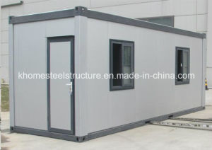 20FT High Strengthen Sound Insulation Container House pictures & photos