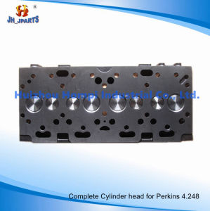 Complete Cylinder Head for Perkins 4.248 4.41 4.236 3.152 pictures & photos