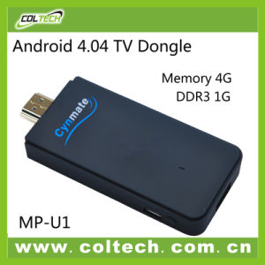 Android Google Smart 4.0 TV Box with Skype, Youtube (MP-U1)