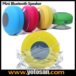 Bluetooth Shower Speaker with Mic Function pictures & photos