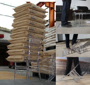 Wood and PC Resin Chiavari Chiavary Wedding Chair pictures & photos