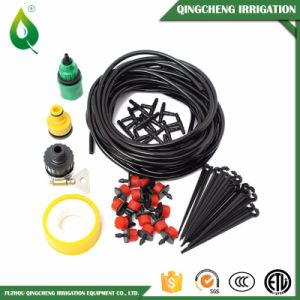 Garden Irrigation Misting Micro Flow Dripper Head Drip pictures & photos