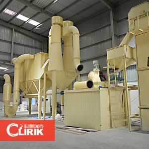 Bleaching Earth Manufacturing Process/Bleaching Earth Grinding Mill pictures & photos