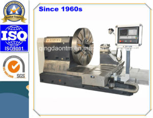 Ck61100 Small Horizontal CNC Lathe for Tyre Mold (CK61100) pictures & photos