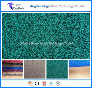 PVC Coil Double Color Mat / Single Color Coil Mat pictures & photos