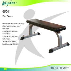 Flat Bench/ Ab Bench /Fitness Equipment /Strength Machine pictures & photos
