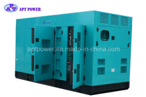 Water Cooling 3 Phase 600kw Diesel Generator / Power Generator pictures & photos