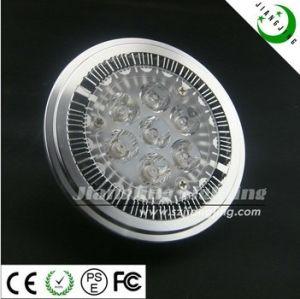 Epistar GU10/E27 7W LED AR111 Spotlight Lamp (JJ-7*1W-AR111E)