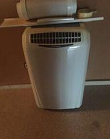 Latin America Air Conditioner Portatil 12V pictures & photos